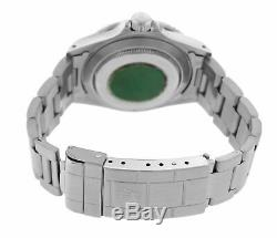 2000 Rolex Submariner Date U SERIAL 16610 SWISS ONLY Stainless 40mm Dive Watch
